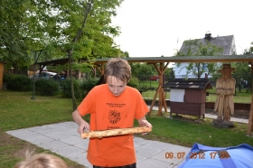 Letní včelařská škola 2012