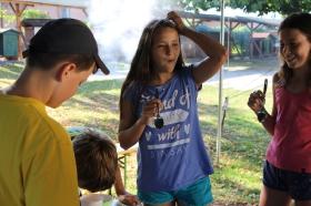 Letní škola včelaříků 2015
