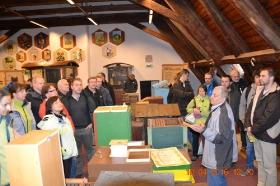 Kurs pro začínající včelaře duben 2016